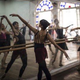 Ballet Nacional de Cuba Practice Session Havana VIP