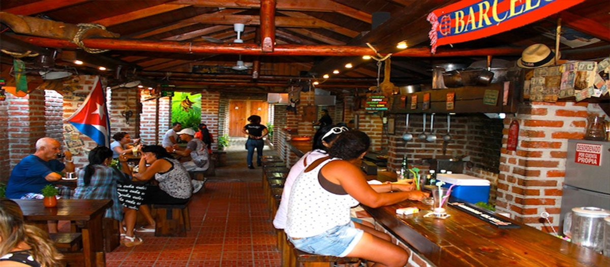 El Chanchullero Alamar Havana VIP Best Food & Drinks