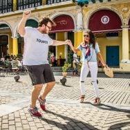 Havana Cuba Dancing in the Streets Havana VIP