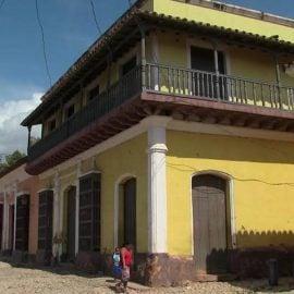 Cuban Colonial Mansion Trinidad Havana VIP