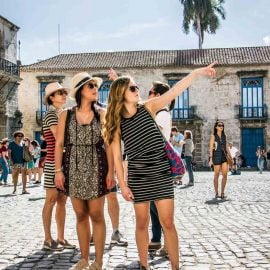 Walking Tour of Old Havana - La Habana Vieja Havana VIP