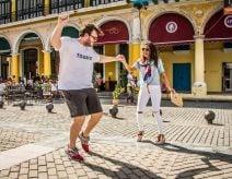 Walking Tour of Old Havana - La Habana Vieja Havana VIP