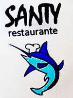 Santy Pescador Paladar Logo Havana VIP