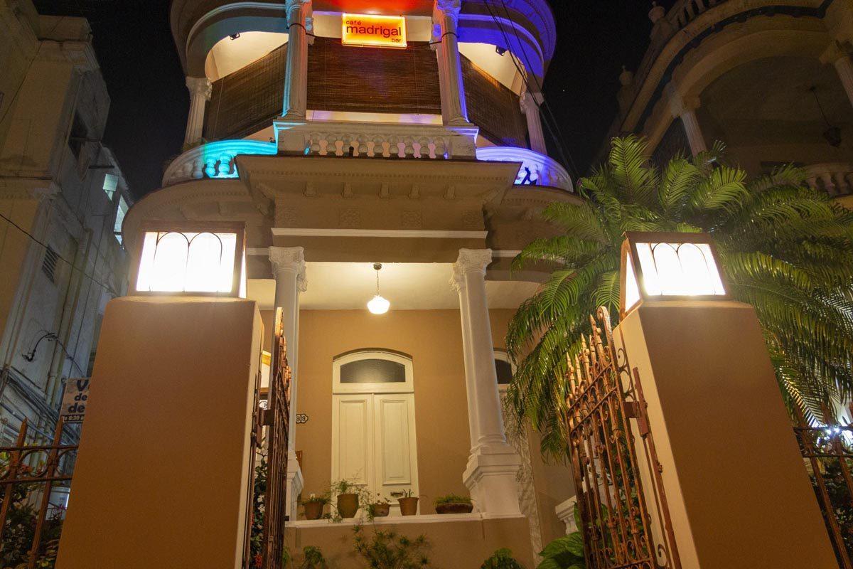 Bar Madrigal Havana Bar Havana VIP