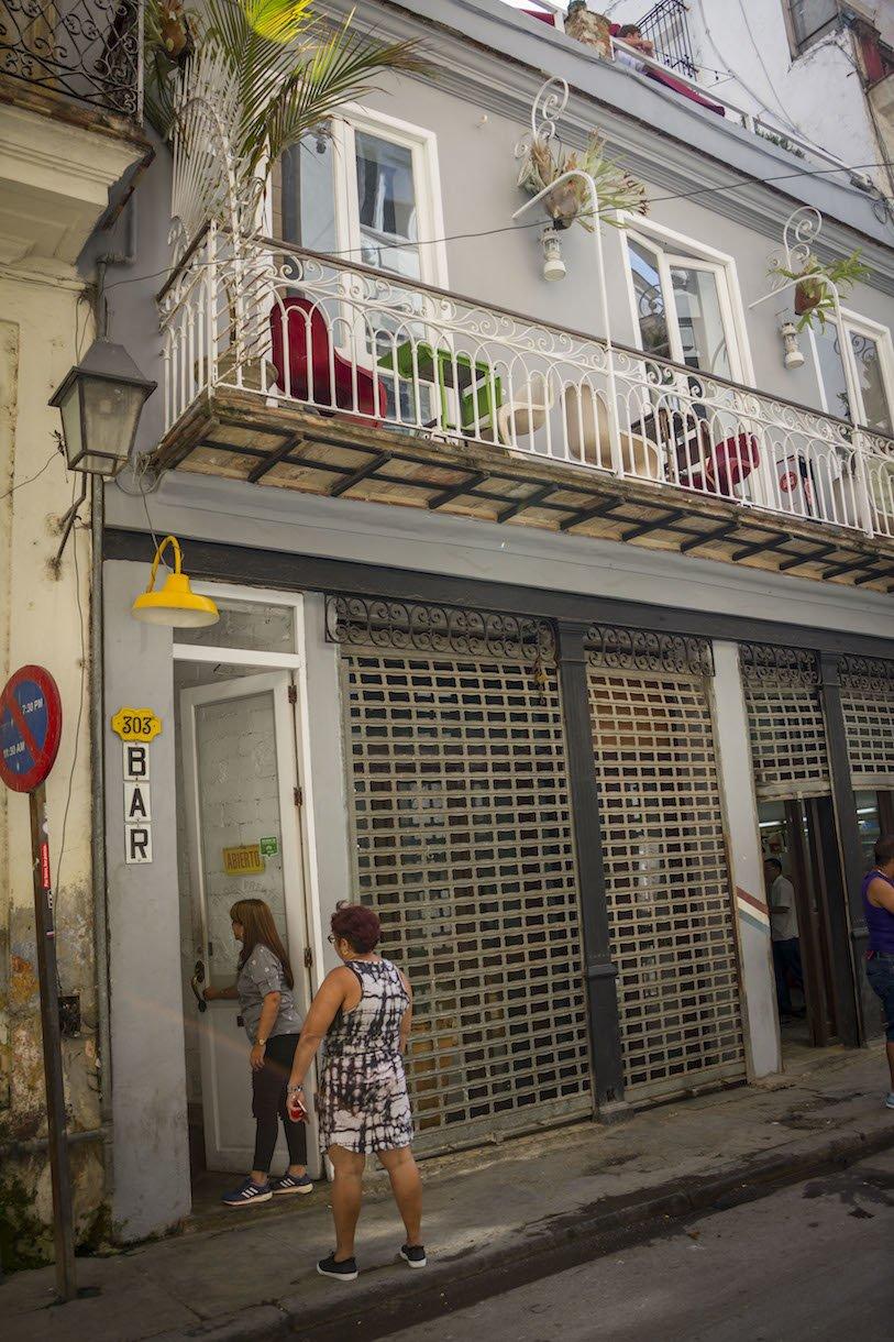 El del Frente Havana Paladar Restaurant Havana VIP