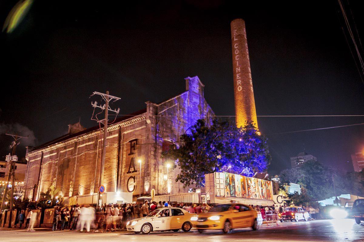 Fabrica de Arte Cubano Havana VIP Nightlife