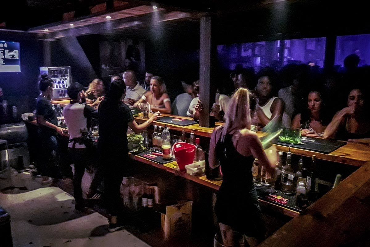 Havana Nightlife December 4 2018