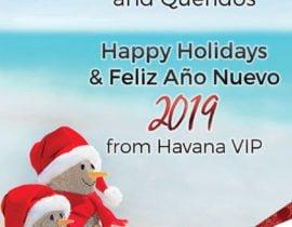 Havana Nightlife Best Picks December 18-25, 2018