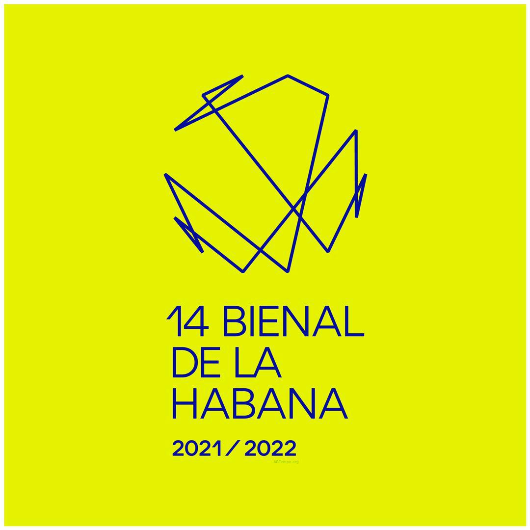 2021 Havana Biennial Logo - Havana VIP